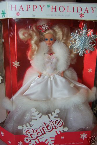 barbie holidays
