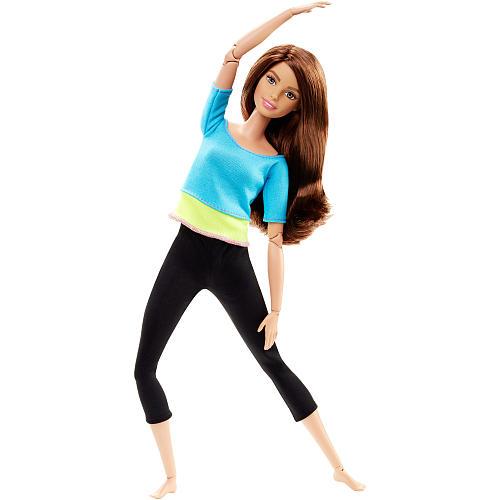 *** BARBIE Made to Move Kayla con mano-braccio petto-Gamba-piede-articolazioni ***/%